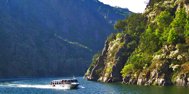 Sil Canyons by Galicia Tours