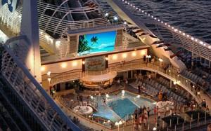 Crucero Oceana