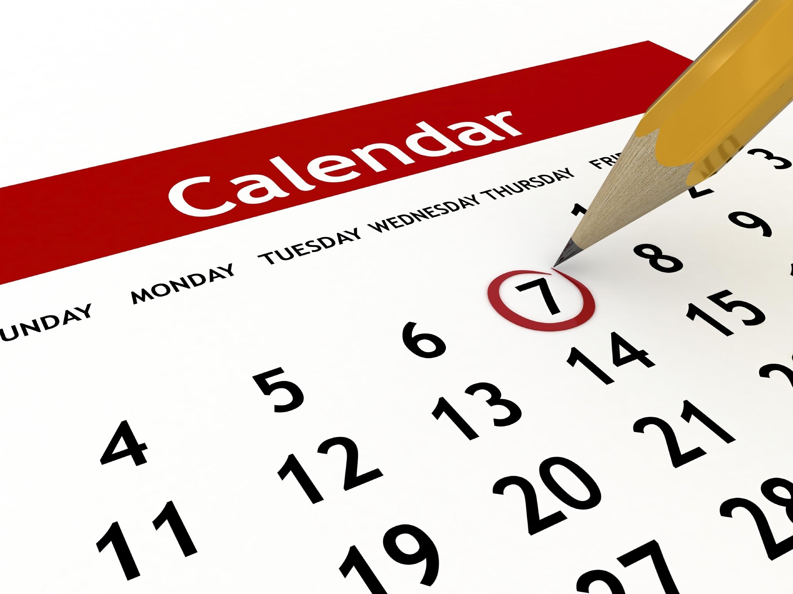 Hercules Tours - La Coruna Sightseeing Calendar